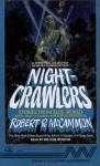 Nightcrawlers: Stories from Blue World (Cassette) - Robert R. McCammon