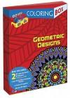 Geometric Designs 3-D Coloring Box - Dover Publications Inc.