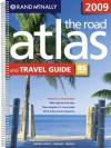 2009 Road Atlas & Travel Guide (Rand Mcnally Road Atlas and Travel Guide: United States, Canada, Mexico) - Rand McNally