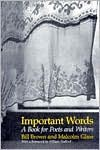 Important Words - Bill Brown