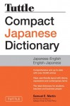 Tuttle Compact Japanese Dictionary, 2nd Edition - Samuel E. Martin, Fred Perry, Sayaka Khan