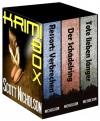 Krimi Box: Drei Romane - Scott Nicholson