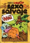 Sexo Salvaje (Suplemento de Sex Humor, #2) - Santiago Varela, Raul Fortin