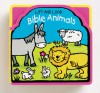 Bible Animals: Lift and Look (Lift & Look) - Mandy Stanley, Gerald Hawksley