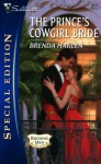 The Prince's Cowgirl Bride (Reigning Men, Book 2) (Silhouette Special Edition #1920) - Brenda Harlen