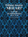 Later Symphonies (Nos. 35-41) in Full Score - Wolfgang Amadeus Mozart