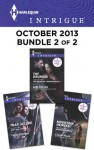 Harlequin Intrigue October 2013 - Bundle 2 of 2: Trap, SecureThe ReunionMountain Heiress - Carol Ericson, Jana Deleon, Cassie Miles