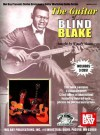 The Guitar of Blind Blake [With 3 CDs] - Woody Mann