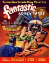 Fantastic Adventures: February 1940 - Phil Nowlan, Don Wilcox, Nelson S. Bond, Thornton Ayre, Bertrand L. Shurtleff, Russell Storm