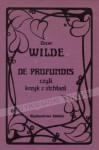 De profundis czyli krzyk z otchłani - Oscar Wilde