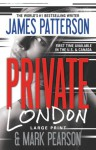 Private London - James Patterson, Mark Pearson