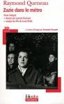 Zazie dans le métro - Raymond Queneau, Laurent Fourcaut, Ferrante Ferranti, Laurent Canérot