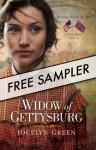 Widow of Gettysburg SAMPLER - Jocelyn Green