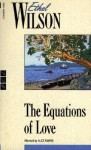 The Equations of Love: Tuesday and Wednesday: Lilly's Story - Ethel Wilson