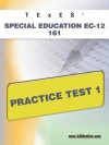 TExES Special Education EC-12 161 Practice Test 1 - Sharon Wynne