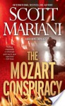 The Mozart Conspiracy (Audio) - Scott Mariani, Steven Crossley