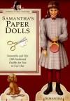 Samantha's Paper Dolls - American Girl
