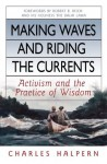 Making Waves and Riding the Currents: Activism and the Practice of Wisdom (BK Currents (Hardcover)) - Charles Halpern, Robert B. Reich, Dalai Lama XIV