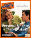 The Complete Idiot's Guide to Personal Finance in your 20'sand 30's - Sarah Young Fisher, Susan Shelly