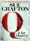 Q is for Quarry (Kinsey Millhone, #17) - Sue Grafton