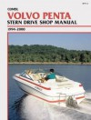 Volvo Penta Stern Drives Shop Manual, 1994-2000 - Clymer Publications