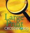 Large Print Crosswords #3 - Thomas Joseph