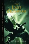 The Last Olympian (Percy Jackson And The Olympians, #5) - Rick Riordan