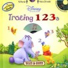 Disney Winnie the Pooh Tracing 123s: Trace & Learn - Laura Gates Galvin