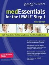 medEssentials for the USMLE Step 1 - Michael Manley, Leslie D. Manley