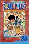 One Piece, Vol. 33: Davy Back Fight!! - Eiichiro Oda