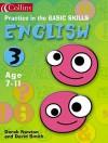Practice In The Basic Skills: English (Book 3) - Derek Newton, David Smith