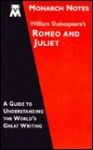 Romeo & Juliet (Monarch Notes) - Monarch Notes, William Shakespeare