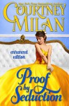 Proof by Seduction (A Carhart Series Novel) (Entangled Edge) - Courtney Milan