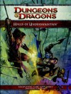 Halls of Undermountain: A 4th Edition Dungeons & Dragons Supplement - Wizards RPG Team