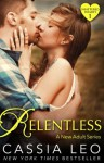 Relentless (Shattered Hearts 1) - Cassia Leo