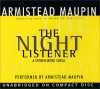 The Night Listener CD: The Night Listener CD - Armistead Maupin
