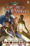 The Kane Chronicles: The Red Pyramid: The Graphic Novel - Rick Riordan