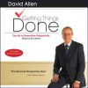 Getting Things Done: The Art Of Stress-Free Productivity (Audio) - David Allen