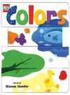 Colors: A Silly Slider Book - Accord Publishing, Shannon Chandler