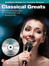Classical Greats - Audition Songs for Female Singers - Hal Leonard Publishing Company