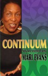 Continuum: New and Selected Poems - Mari Evans, Nikki Giovanni, Maya Angelou