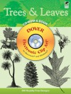 Trees and Leaves CD-ROM and Book - Dover Publications Inc.