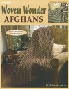 Woven Wonder Afghans - Melissa Leapman