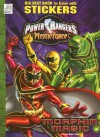 Power Rangers Mystic Force: Morphin Magic [With Stickers] - Dalmatian Press