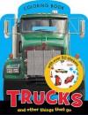 Trucks Mini Coloring Book - Make Believe Ideas