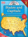 Songs That Teach States and Capitals: [With CD] - Ken Carder, Kim Mitzo Thompson