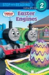 Easter Engines (Thomas & Friends) (Step into Reading) - Wilbert Awdry, Richard Courtney