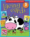 Lacing Cards Old MacDonald Had a Farm - Kate Toms