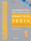 Revised Cambridge First Certificate Practice Tests 1: For The First Certificate In English Examination (Fce Practice Tests) - Nicholas Stephens