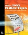 Microsoft Office 2003 Killer Tips - Kleber Stephenson, Barbara Thompson